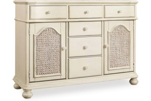 Hooker Furniture Dining Room Sandcastle Buffet - 5900-75900-WH
