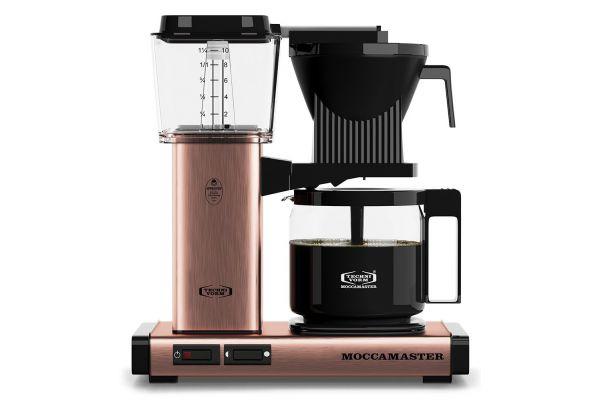 Large image of Technivorm Moccamaster Copper Coffee Maker - 59162