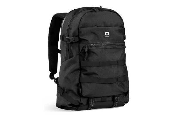 Large image of Ogio Alpha Convoy 320 Black Backpack - 5919005OG