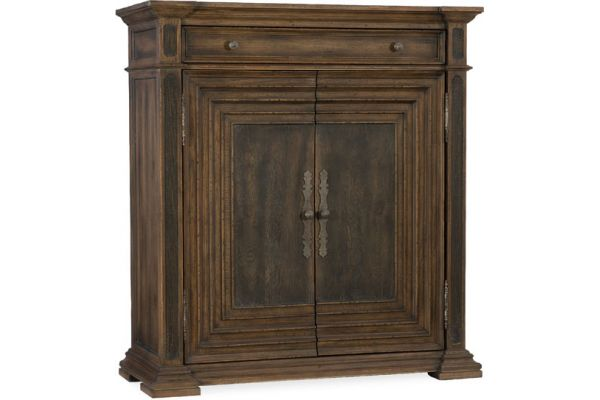 Large image of Hooker Furniture Living Room Cypress Mill Accent Chest - 5960-50007-MULTI