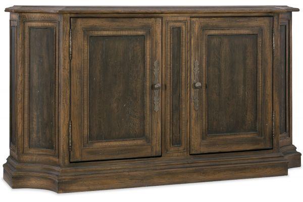 Large image of Hooker Furniture Dining Room North Cliff Sideboard - 5960-75900-MULTI
