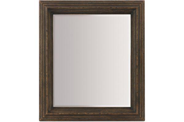 Large image of Hooker Furniture Bedroom Mico Mirror - 5960-90004-BLK
