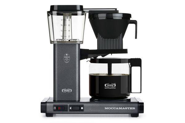 Large image of Technivorm Moccamaster Stone Grey Coffee Maker - 59694