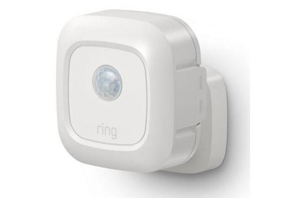 Large image of Ring Smart Lighting White Motion Sensor - 5SM1S8-WEN0