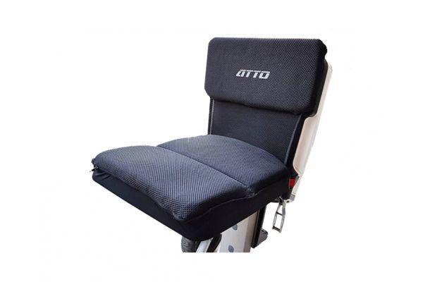 Large image of MovingLife Atto Blue Seat Cushion - 600-004227