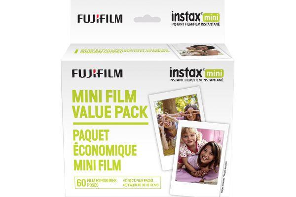 Large image of Fujifilm Instax Mini Film - 600016111 & PRO1133