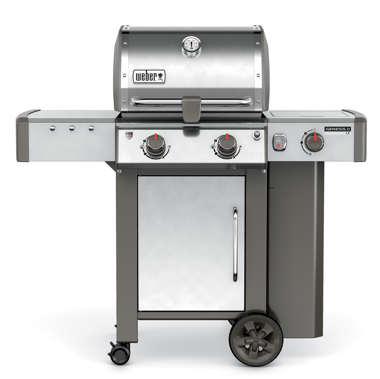 weber genesis ii lx s 240 propane gas grill 60004001. Black Bedroom Furniture Sets. Home Design Ideas