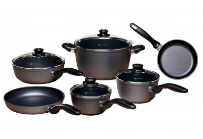 Swiss Diamond - 6010 - Cookware Sets
