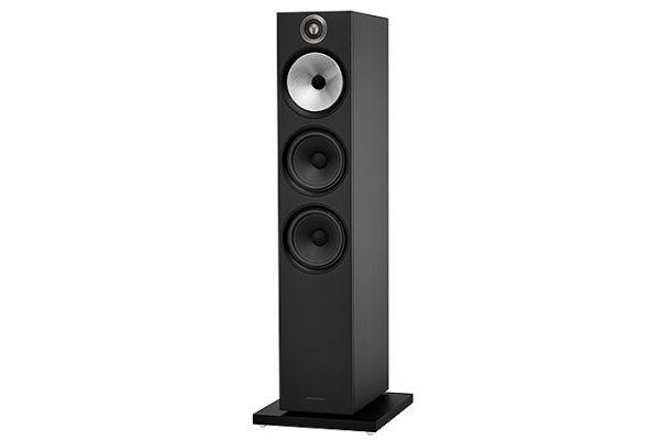 Large image of Bowers & Wilkins 603 Series Black 3-Way Floorstanding Speaker (Each) - FP40762