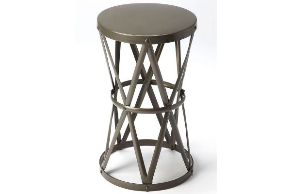 Large image of Butler Specialty Company Empire Industrial Chic Accent Table - 6124330