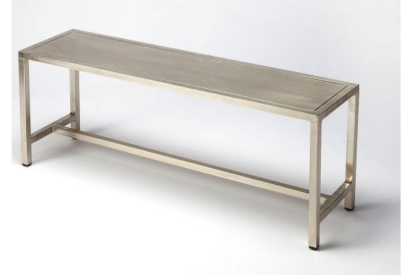 Large image of Butler Specialty Company Tribeca Metalworks Bench - 6125025