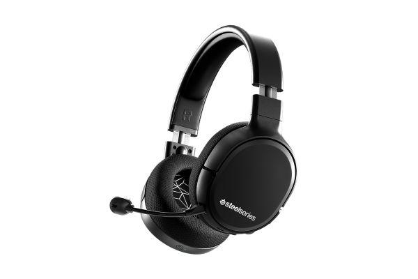 Large image of SteelSeries Arctis 1 Black Wireless Gaming Headset - 61512