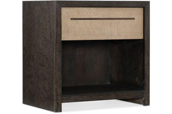 Large image of Hooker Furniture Bedroom Miramar Point Reyes Indio Nightstand - 6201-90115-MULTI