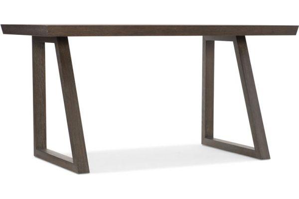 Large image of Hooker Furniture Home Office Miramar Aventura Andrea Writing Desk - 6202-10458-DKW
