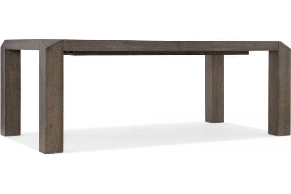 Large image of Hooker Furniture Dining Room Miramar Aventura Vermeer Dining Table - 6202-75201-DKW