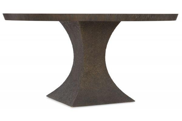 "Large image of Hooker Furniture Miramar Aventura Greco 60"" Round Dining Table - 6202-75203-DKW"
