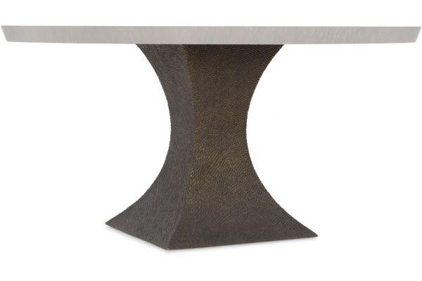 "Hooker Furniture Miramar Aventura Greco 48"" - 60"" Round Dining Table Base - 6202-75203B-DKW"