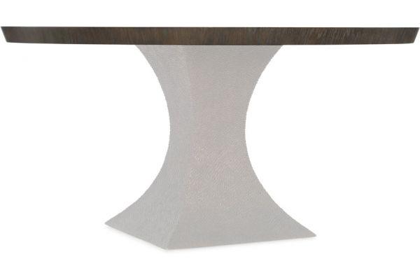 "Hooker Furniture Miramar Aventura Greco 60"" Round Dining Table Top - 6202-75203T-DKW"