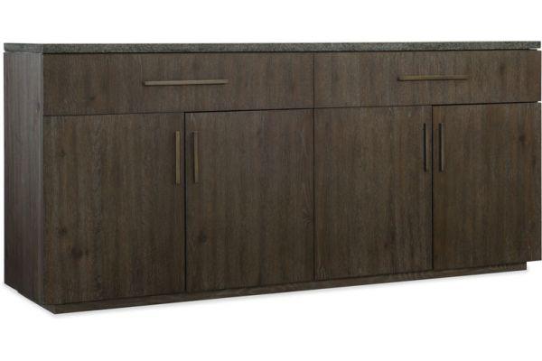 Large image of Hooker Furniture Dining Room Miramar Aventura Maricopa Buffet - 6202-75900-DKW