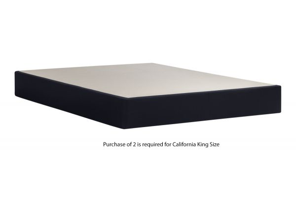 Large image of Stearns & Foster High Profile Split California King Flat Foundation (1 Piece) - 62491932