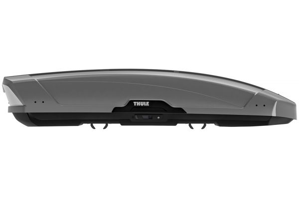 Large image of Thule Titan Glossy Motion XT XXL Rooftop Cargo Carrier - 629907