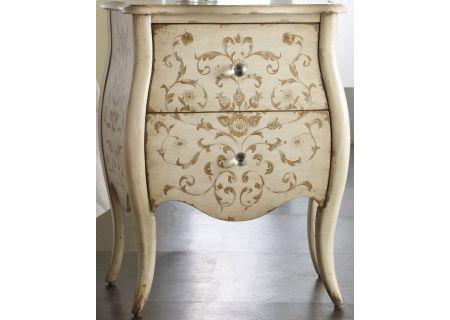 Hooker Furniture Beige Living Room Melange Ariana Hand Painted Chest - 638-50026