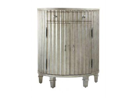 Hooker Furniture Living Room Melange Fluted Demi Chest - 638-85015
