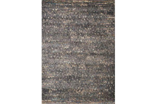 """Large image of Kalora Ashbury 5'3"""" X 7'7"""" Grey Beige Speckled Rug - 6405/1V40 160230"""
