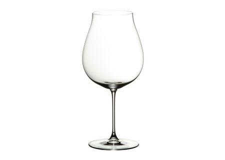 Riedel Veritas New World Pinot Noir / Nebbiolo / Rose Champagne Set of 2 Wine Glasses - 6449/67