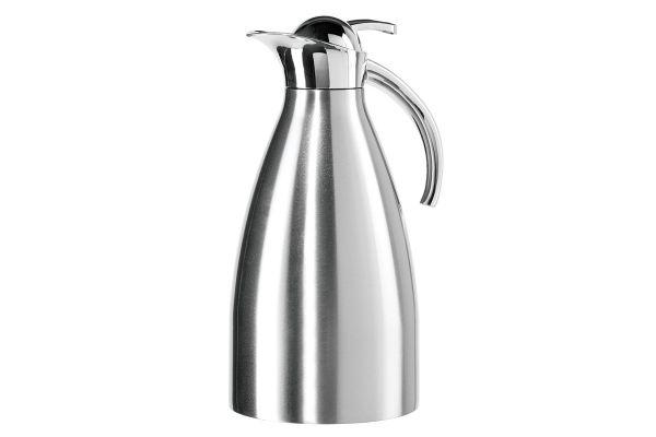 Large image of Oggi Allegra 2 Liter Stainless Steel Carafe - 65140