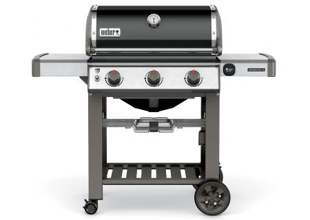 Weber Genesis II E-310 Black Natural Gas Grill  - 66010001