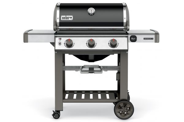 Weber Genesis II E-310 Black Natural Gas Grill  - 66010001