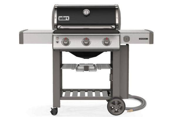 Weber Genesis II E-310 Black Natural Gas Grill - 66011001
