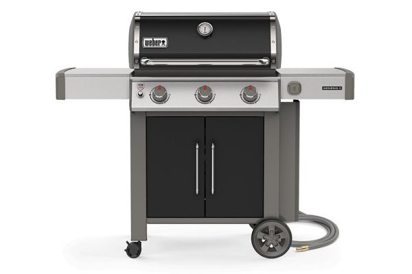 Weber Genesis II E-315 Black Natural Gas Grill - 66015001