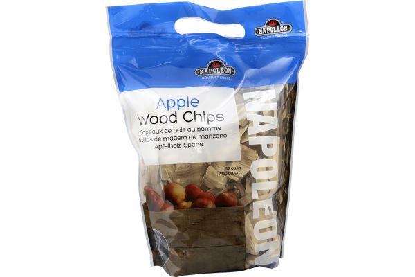 Large image of Napoleon Apple Wood Chips - 67007
