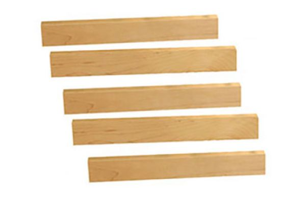"""Large image of Perlick 15"""" Wood Fronts For Wine Shelves - 67115-15"""