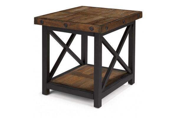 Large image of Flexsteel Carpenter End Table - 6722-01