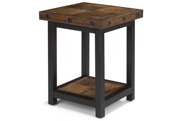 Large image of Flexsteel Carpenter Chairside Table - 6722-07