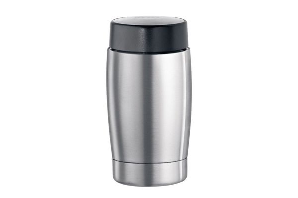 Large image of Jura 14 Oz Stainless Steel Milk Container - 68166