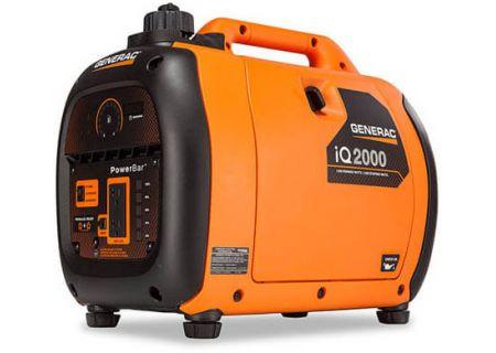 Generac iQ2000 2000 Watts Portable Inverter Generator  - 6866