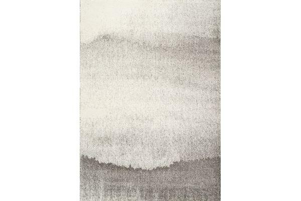 """Large image of Kalora Sable 2'8"""" X 4'11"""" Grey Sandy Banks Rug - 6895/G204 80150"""