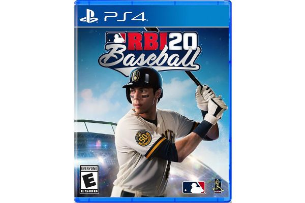 Large image of Sony PlayStation 4 RBI20 Baseball Video Game - 696055225026