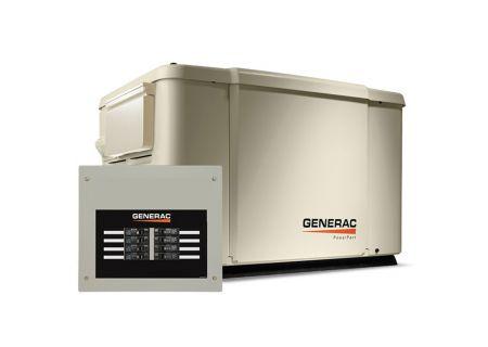 Generac Powerpact 7KW Home Backup Generator - 6998-1