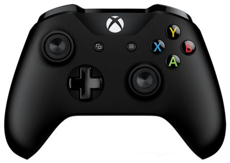 Microsoft Xbox Black Wireless Controller - 6CL-00005