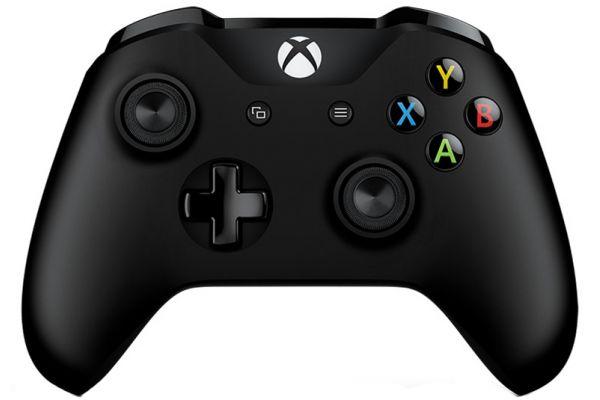 Microsoft Xbox Black Wireless Controller - 6CL-00005