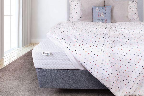 Large image of Sleep6 Luna King Mattress In A Box - 6SLP6-LUNA-BOX