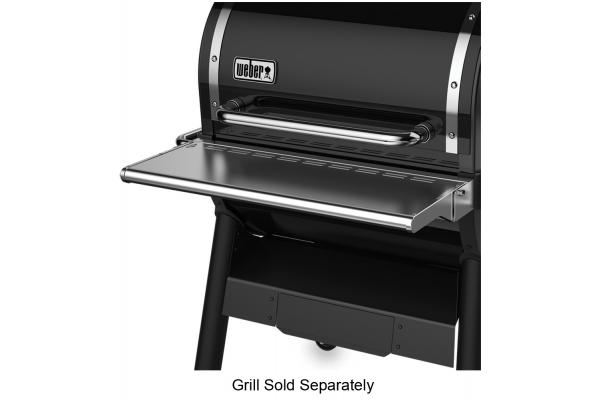 Large image of Weber Stainless Steel Folding Front Shelf - 7002
