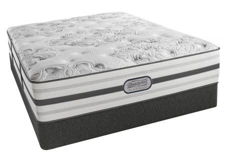 Simmons Beautyrest Platinum Nina Luxury Firm Twin XL Mattress - 700752086-1020