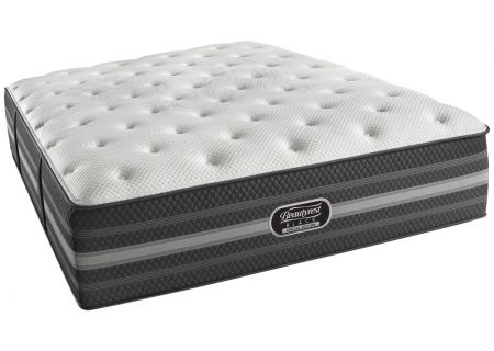 Simmons Beautyrest Black Raquel Luxury Plush King Mattress - 700753991-1060