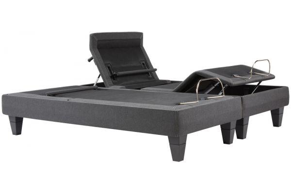 Large image of Beautyrest Black Luxury Split California King Base (1 Piece) - 700754766-7571
